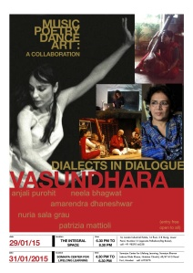 VASUNDHARA- poster
