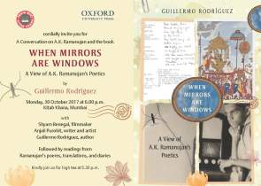 When Mirrors Are Windows at Kitab Khana Mumbai 30th October 6pm.jpg