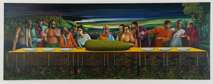 Vinod Balak-Last Supper